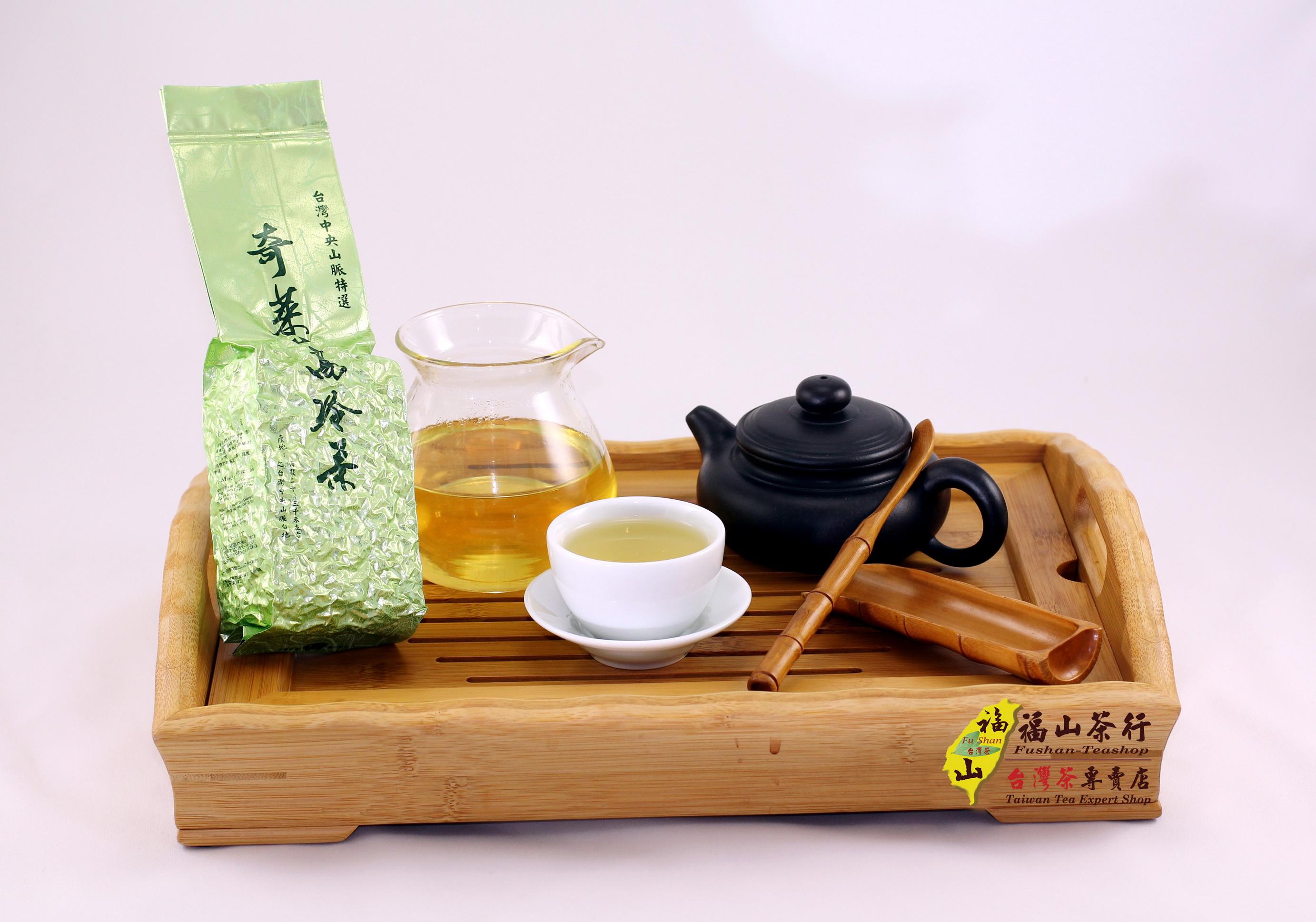 奇萊山高冷茶【清香型】