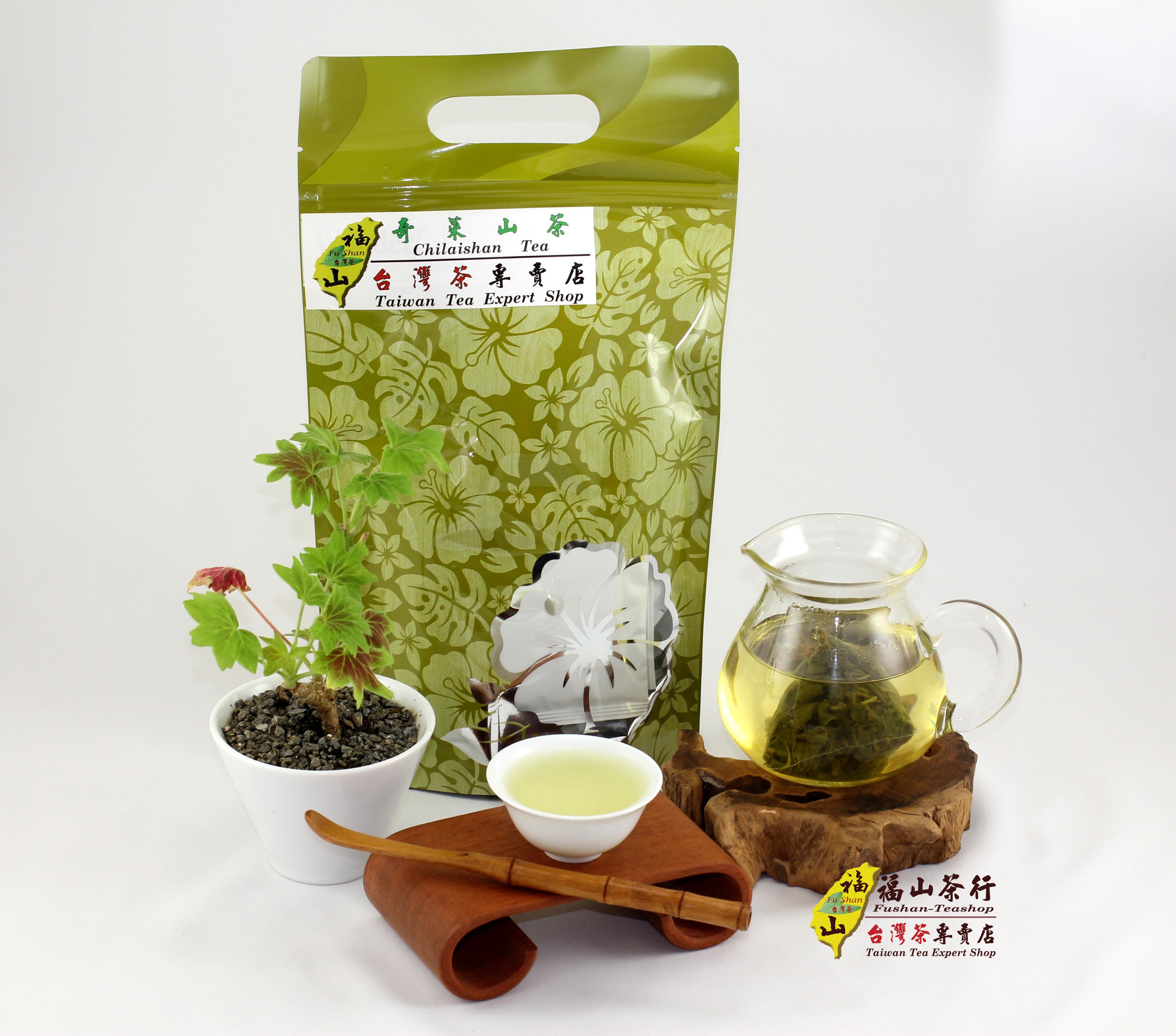奇萊山原葉立體茶包【清香型】