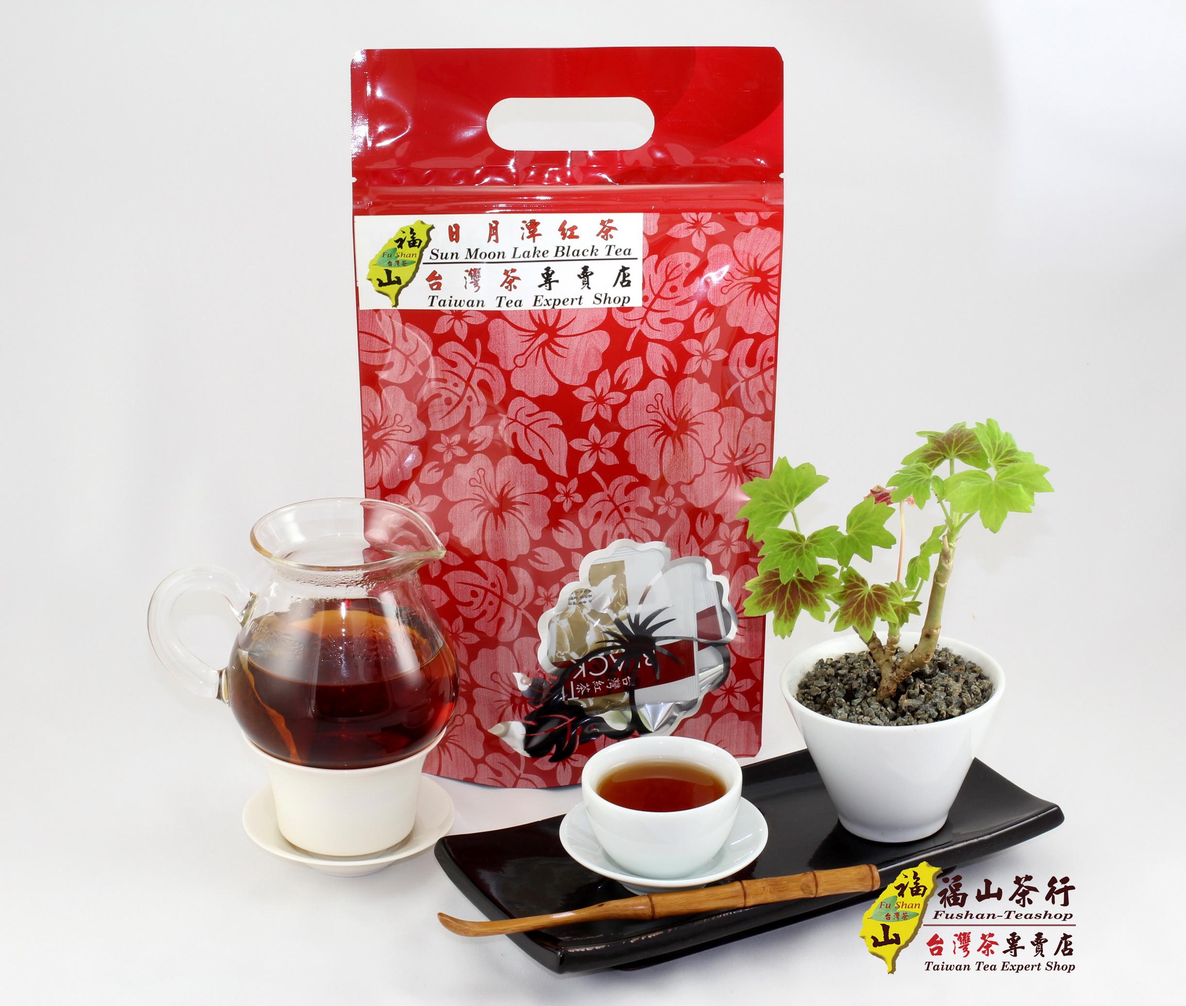 日月潭紅茶茶包【全發酵】