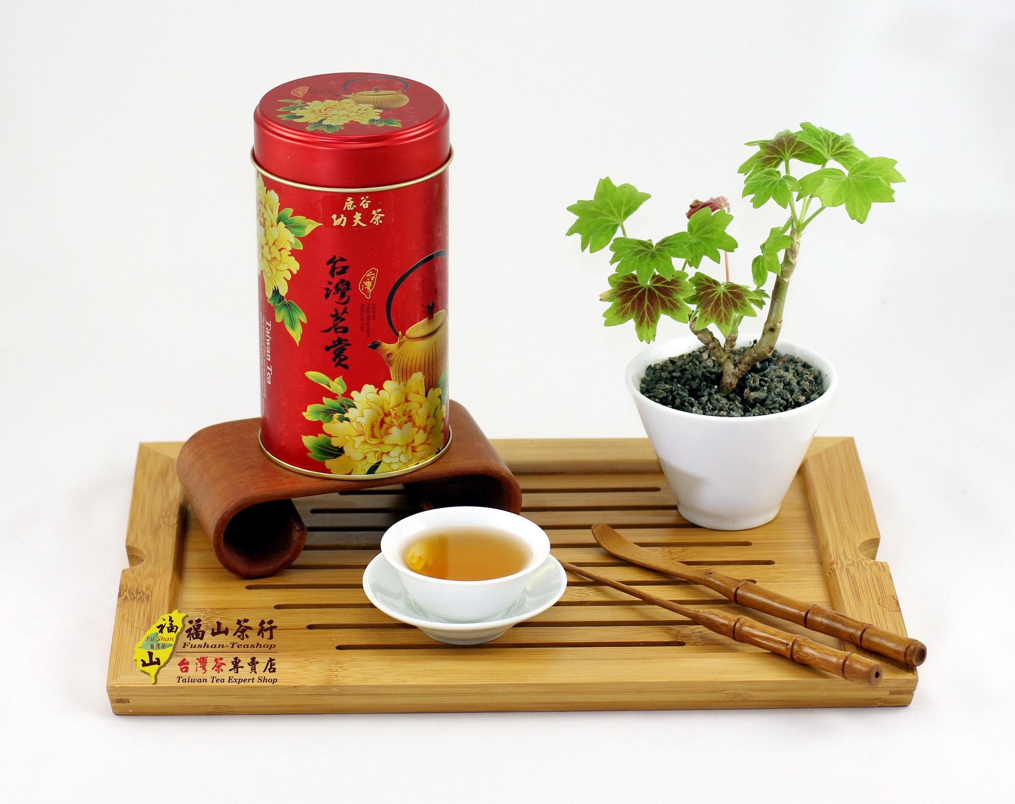 鹿谷功夫茶1斤【濃郁型】
