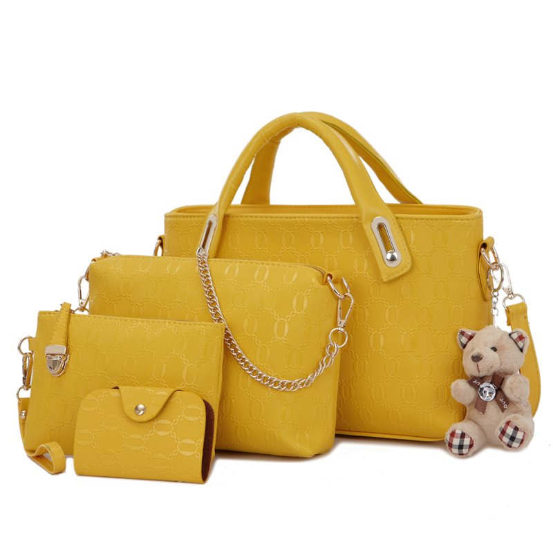 Enter New Address Tas Fashion Import High Quality Korean Style 4in1 Serie 2 .