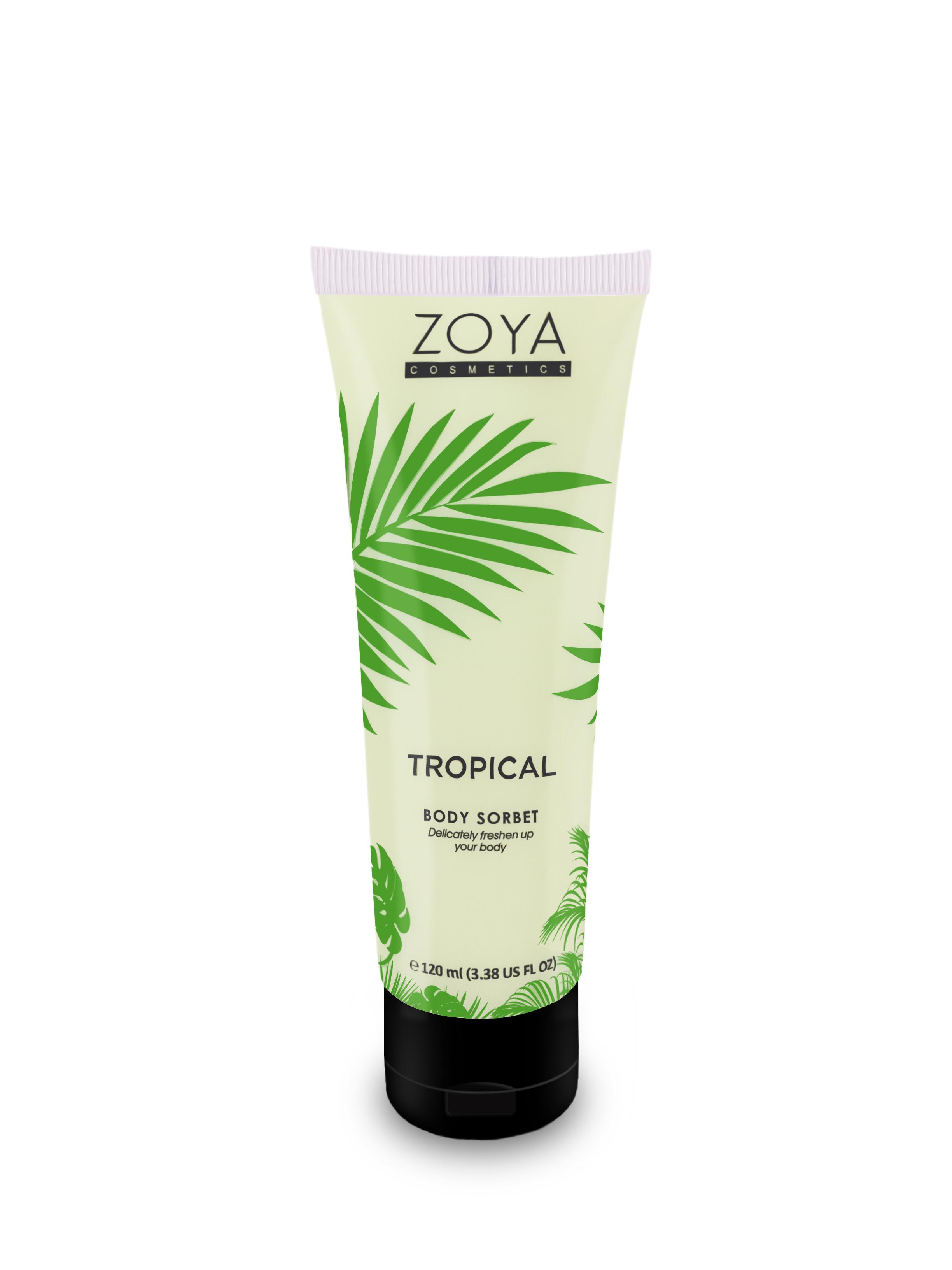Zoya Cosmetics Body Care Package 4 Daftar Harga Terlengkap Indonesia Mist Tropical 110 Ml 405828 Sorbet