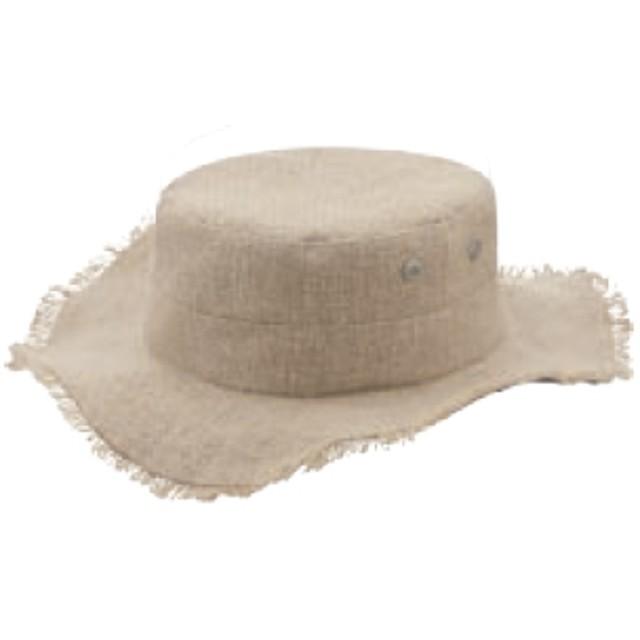 Rapala(ラパラ) Jute Fring Camo Hat 58cm ベージュ RC-149BE
