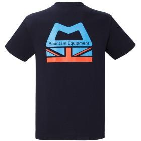 マウンテンイクイップメント(Mountain Equipment) ME Old Logo Tee Men's XS N00(ネイビー) 423725