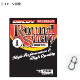 カツイチ(KATSUICHI) DECOY ラウンドスナップ #000