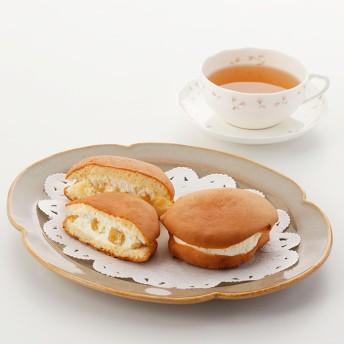 御菓子司 平和堂 オムレットサンド(栗入りクリーム)
