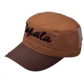 Rapala(ラパラ) Lope Logo Mesh Work Cap(ロープロゴメッシュワークキャップ) ブラウン RC-165BR