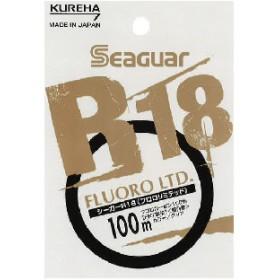 クレハ(KUREHA) シーガー R18フロロリミテッド 100m 1.5lb クリアー