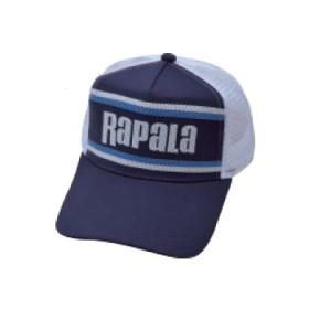 Rapala(ラパラ) Laser Cut Logo Mesh CAP(レーザーカットロゴメッシュキャップ) ネイビー RC-164NV