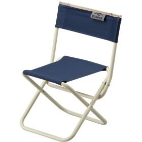 BUNDOK(バンドック) バカンスチェア レジャー コンパクト折りたたみ椅子 50kg耐荷重 M NV(ネイビー) BD-108NB