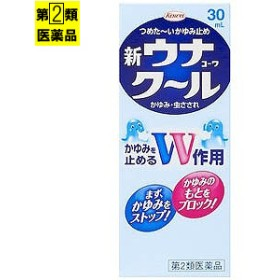 KOWA 虫さされ・かゆみ止め 【第2類医薬品】新ウナクール(NEW)(30mL)