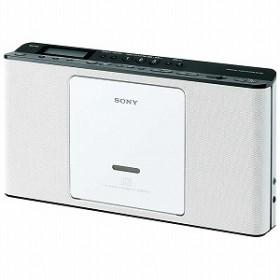 ソニー SONY CDラジオ ZS-E80WC (ホワイト)