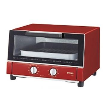 タイガー オーブントースター やきたて(1300W) KAM-G130-R レッド