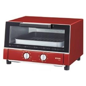 タイガー TIGER オーブントースター 「やきたて」 [1300W/食パン3枚] KAM-G130-R レッド