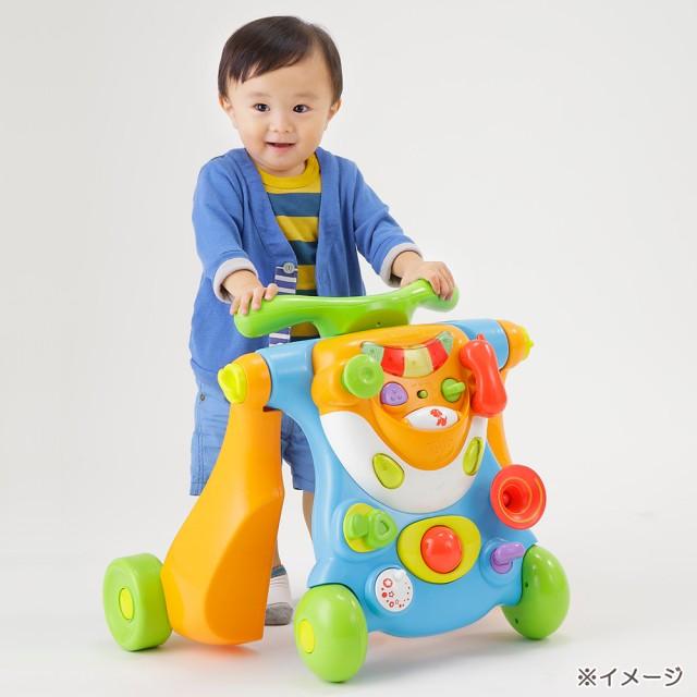 トイザらス ブルーイン 2in1 ライドアンドウォーカー【送料無料】