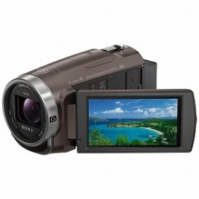 ソニー SONY 64GBメモリー内蔵 フルハイビジョンビデオカメラ HDR-CX680(TI)(ブロンズブラウン)