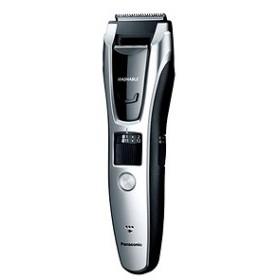 パナソニック Panasonic 「国内・海外兼用」「AC100-240V」ヒゲトリマー ER-GB74-S (シルバー調)