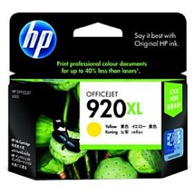 HP インクカートリッジ HP920XL イエロー CD974AA(HP920XLイエロー)
