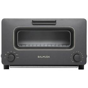 バルミューダ オーブントースター「BALMUDA The Toaster」(1300W) K01E-KG BlackxGold