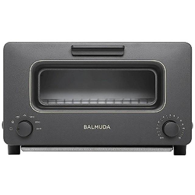 バルミューダ オーブントースター BALMUDA The Toaster [1300W/食パン2枚] K01E-KG Black×Gold