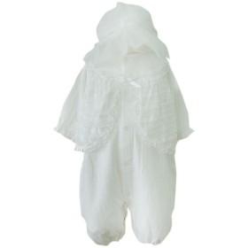 フード付きドレス 接結ニット 50-70cm【送料無料】