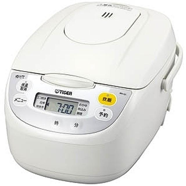 タイガー TIGER 炊飯器 「炊きたて」[5.5合 /マイコン] JBH-G101-W (ホワイト)