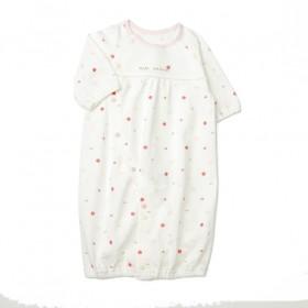 【愛情設計】ベンリードレス(2WAYドレス)☆保湿素材(ピンク・50~60cm)夏用★日本製★