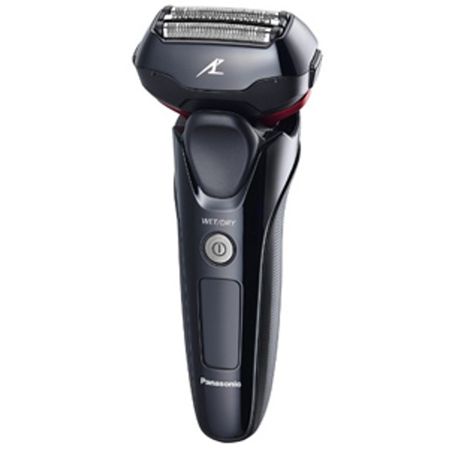 パナソニック Panasonic メンズシェーバー「ラムダッシュ」[3枚刃/国内・海外対応] ES-LT2A-K 黒