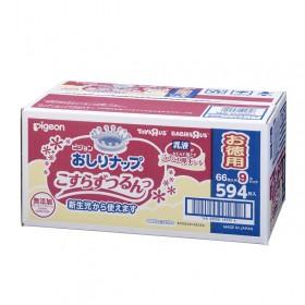 おしりナップ(乳液タイプ) 詰替用 576枚(66枚×9個パック)