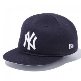 New Era ニューエラ NY ニューヨークヤンキース メジャーリーガーベースボールキャップ MY 1st 帽子(ネイビー×48-50cm)【送料無料】