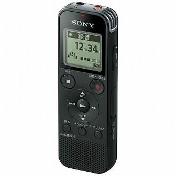 ソニー ICレコーダー(ブラック) ICD-PX470FBC