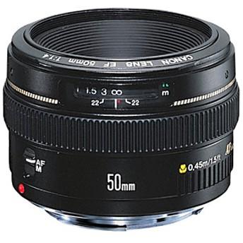 キヤノン CANON 交換レンズ EF50mm F1.4 USM EF5014U
