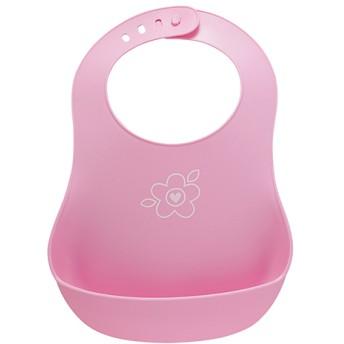 ベビーザらス限定 プラスチックエプロン (ピンク)