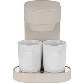プラマイゼロ コーヒーメーカー XKC-V110-C (ベージュ)