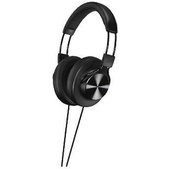 JVC・ビクター (ハイレゾ音源対応)ヘッドホン SOLIDEGE(ブラック)1.2mコード HA-SD7-B