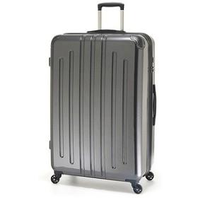 A.L.I TSAロック搭載スーツケース(116L) ADY-5029 (カーボンブラック)