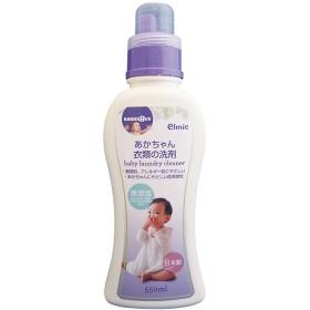 ベビーザらス限定 あかちゃんの衣類の洗剤 本体 (550ml)