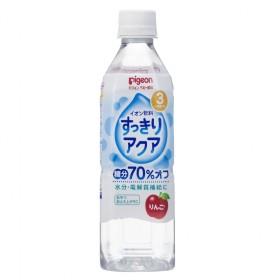 イオン飲料すっきりアクア りんご 500ml