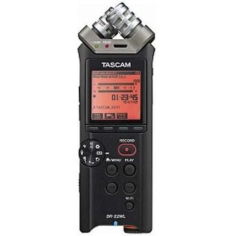 タスカム リニアPCMレコーダー (ハイレゾ音源対応) DR-22WL VER2-J