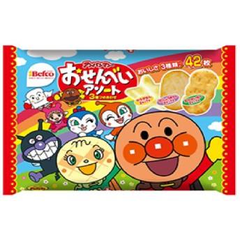 アンパンマンのおせんべいアソート 21袋【お菓子】