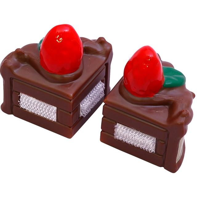 トイザらス ジャストライクホーム サクッ!とままごと チョコレートケーキ