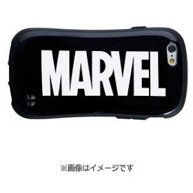 HAMEE iPhone 8/7専用 MARVEL/マーベル iface First Classケース IP7IFACE ロゴ ブラック