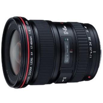 キヤノン CANON 交換レンズ「EF17-40mm F4L USM」 EF17404L