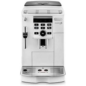 デロンギ コンパクト全自動エスプレッソマシン 「マグニフィカS」 ECAM23120WN (ホワイト)