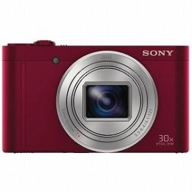 ソニー SONY デジタルスチルカメラ 「Cyber-shot」 DSC-WX500-RC(レッド)