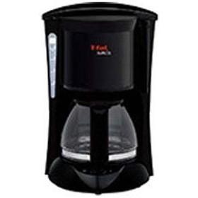 ティファール コーヒーメーカー「スビト」(0.6L) CM1538JP (ソリッドブラック)