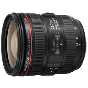 キヤノン CANON 交換レンズ「EF24-70mm F4L IS USM」 EF247040LIS