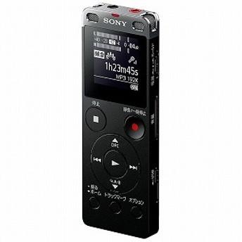 ソニー SONY 「ワイドFM対応」リニアPCMレコーダー「4GB」(ブラック) ICD-UX560FBC