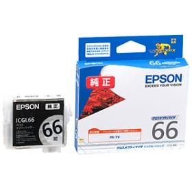 EPSON インクカートリッジ ICGL66 (グロスオプティマイザ)