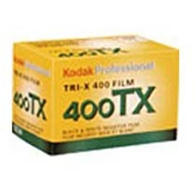 プロフェッショナル トライ-X 400 135-24枚撮り TX40013524